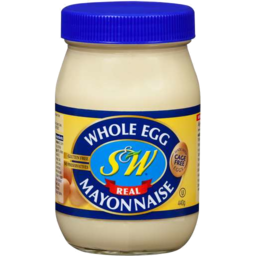 Photo of Whole Egg Real Mayonnaise 440gm