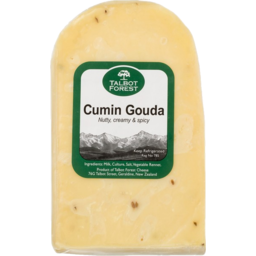 Photo of Talbot Forest Cumin Gouda 200g