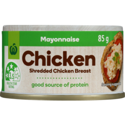 Photo of WW Chicken With Mayonnaise Can 85g