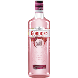 Photo of Gordons Premium Pink Gin
