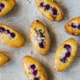 Photo of Brasserie Rasp& Pistachio Friand