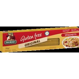 Photo of San Remo Gluten Free Spaghetti 350g