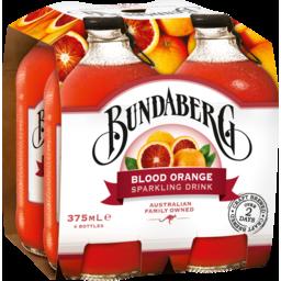 Photo of Bundaberg Blood Orange 4x375ml
