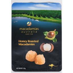 Photo of Yummy Honey Roasted Macadamias 135g