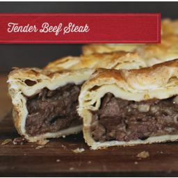Photo of Fairlie Pie Tender Beef (Steak) 220g
