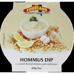 Photo of Foodland Dip Hommus 200g