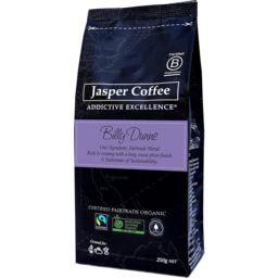 Photo of Jasper Coffee Billy Dune Beans
