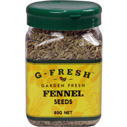 Photo of Gfresh Fennel Seeds 80g