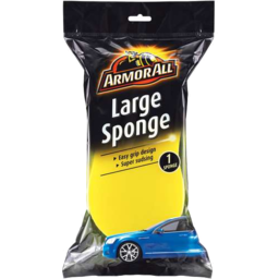 Photo of Armor All Sponge Large 1pk
