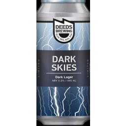 Photo of Deeds Dark Skies