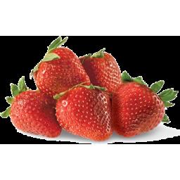 Photo of Strawberries Plate
