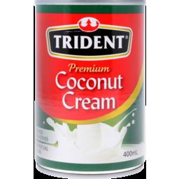 Photo of Trident Coconut Cream (400ml)