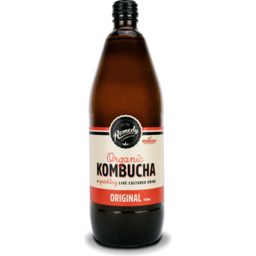 Photo of Remedy Kombucha Original 750ml