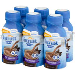 Photo of Intrust Nutrition Shake Original Milk Chocolate - 6 Pk