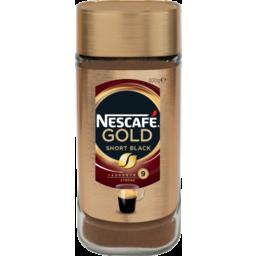 Photo of Nescafe Short Black 100g