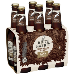 Photo of White Rabbit Chocolate Stout Bottles