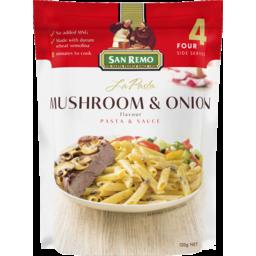Photo of San Remo La Pasta Penne Cream Mushroom With Onion120g