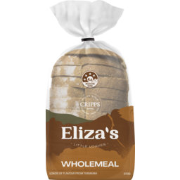 Photo of Eliza's Little Loaves Wholemeal 370g