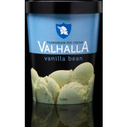 Photo of Valhalla Vanilla Bean 1lt