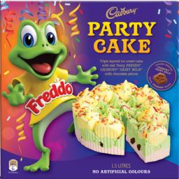 Photo of Cadbury Freddo Ice Cream Cake 1.5l