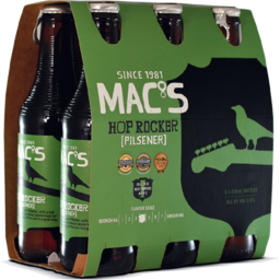 Photo of Mac's Hop Rocker 330ml 6 Pack