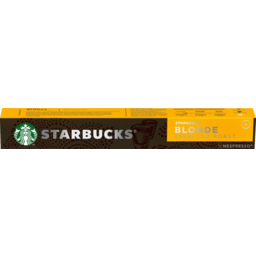 Photo of Starbucks Blonde Espresso Roast Instant Coffee 12 Capsules 66g