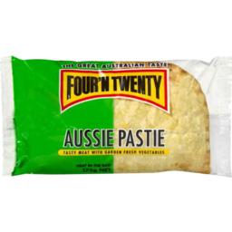 Photo of Four N Twenty Aussie Pastie