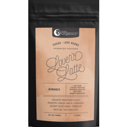 Photo of Nutra Organics - Lover's Latte - 90g