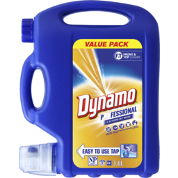 Photo of Dynamo Professional 5in1, Liquid Laundry Detergent, 3.6l