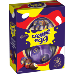 Photo of Cadbury Creme Egg Gift Box 193g