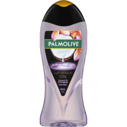 Photo of Palmolive Luminous Oils Enriching Body Wash Coconut Oil With Frangipani Recyclable 400ml