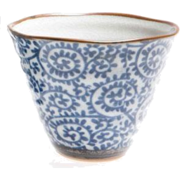 Photo of JSTYLE Spiral Cone Tea Cup