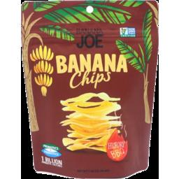 Photo of Banana Joe - Chips - Hickory BBQ - 46.8gm