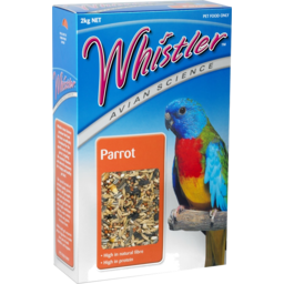 Photo of Whistler Parrot Bird Food 2kg
