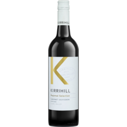 Photo of Kirrihill Clare Valley Cabernet Sauvignon Vintage 2015ml