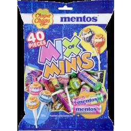 Photo of Chupa Chups Mix Of Minis 40pk 320gm