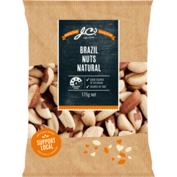 Photo of J.C.'S Brazil Nuts Natural 175g