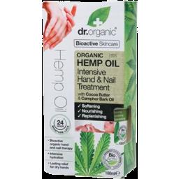 Photo of Dr Organic Hand & Nail Hemp Oil 200ml