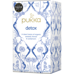 Photo of Pukka Org Detox T/Bag 20s