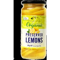 Photo of Chefs Choice - Preserved Lemons - 350g