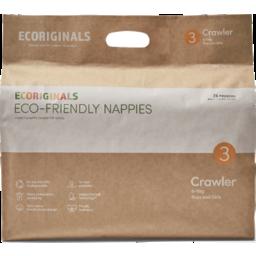 Photo of Ecoriginals Nappies - Crawler 6-11kgs