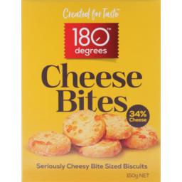 Photo of 180 Degrees Cheese Bites 150g