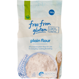 Photo of Free From Gluten Flour Standard Plain 750g