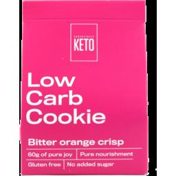 Photo of Keto Cookie Bitter Orange 60g