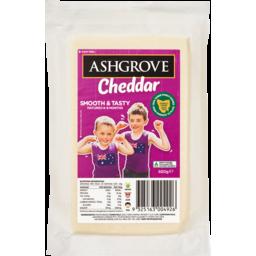 Photo of A/Grove Cheddar Smooth/Tasty 500gm