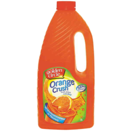 Photo of Golden Circle Orange Crush Cordial 2l