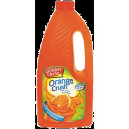 Photo of Golden Circle Orange Crush Cordial 2