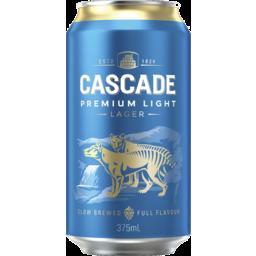 Photo of Cascade Premium Light 375ml 2.4% Can