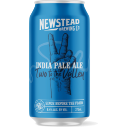 Photo of Newstead Two To The Valley India Pale Ale Can
