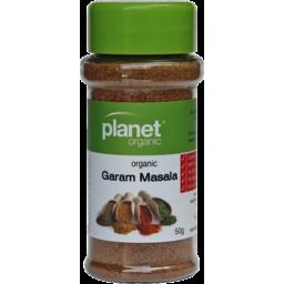 Photo of Planet Organic - Garam Masala - 50g